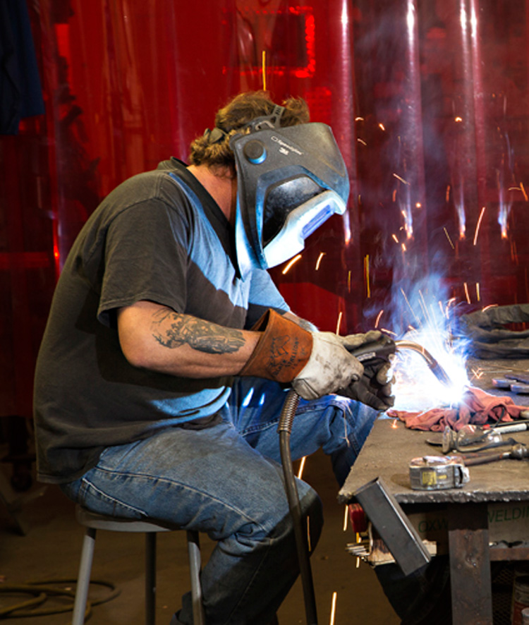 Welding Services for St Cloud and Central Minnesota